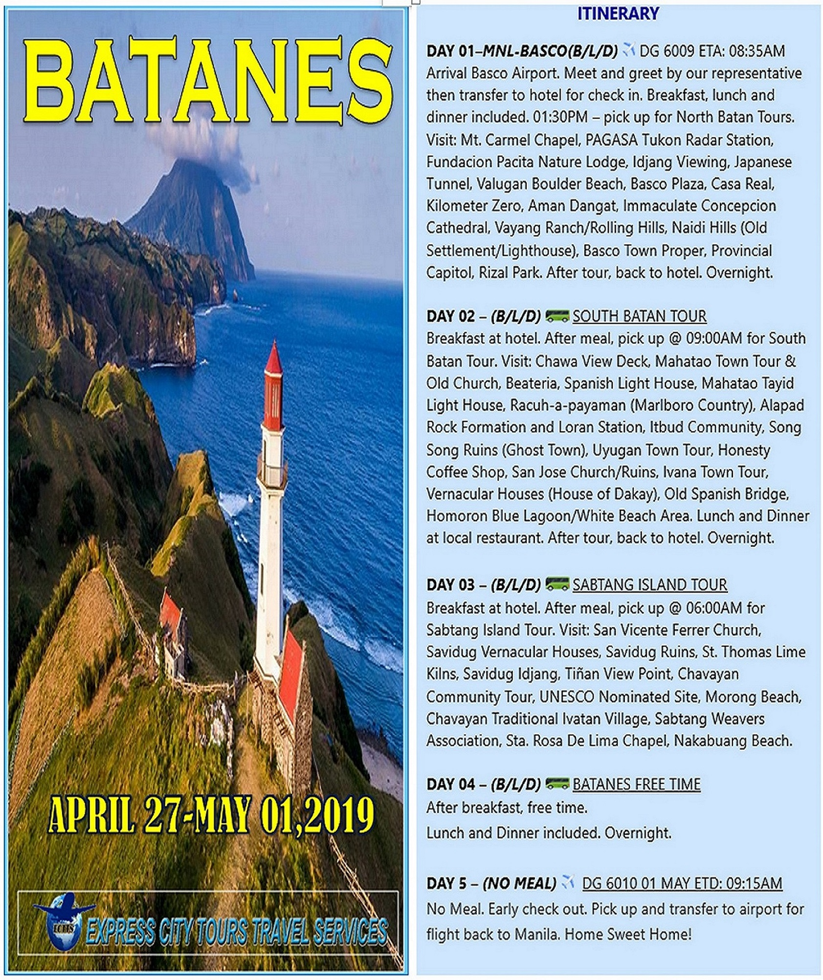 Breathtaking – Batanes Island 2019